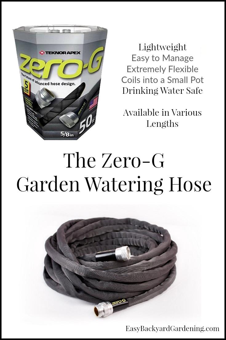 Zero-G Expandable Gardening Hose