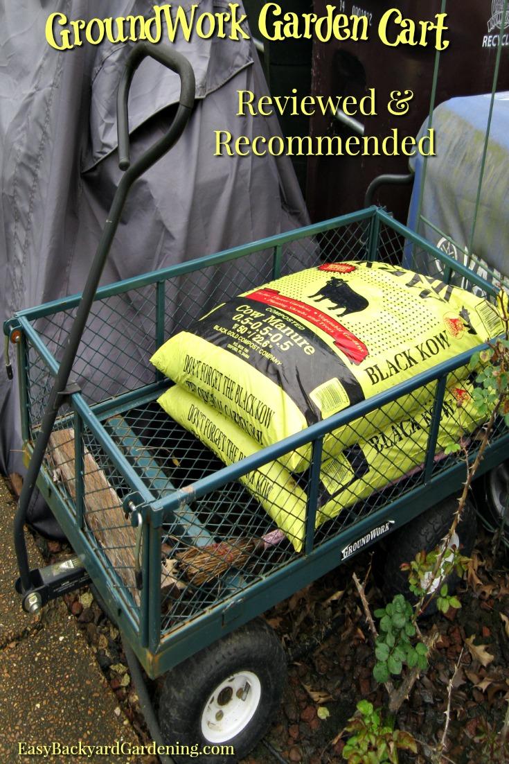Garden Utility Carts