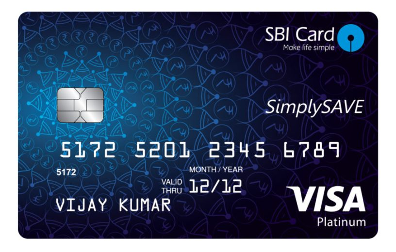 SBI Simply Save Credit Card – My Review