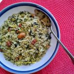 Methi Rice, traditional rice recipe with fenugreek leaves and spices