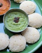 bulgar wheat idli - diabetes friendly