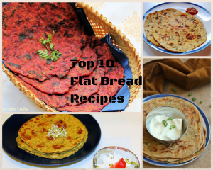 Top 10 Flat Bread Recipes on Easy Bites Online