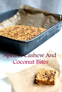 Apricot Cashew And Coconut Bites Diabetes Friendly