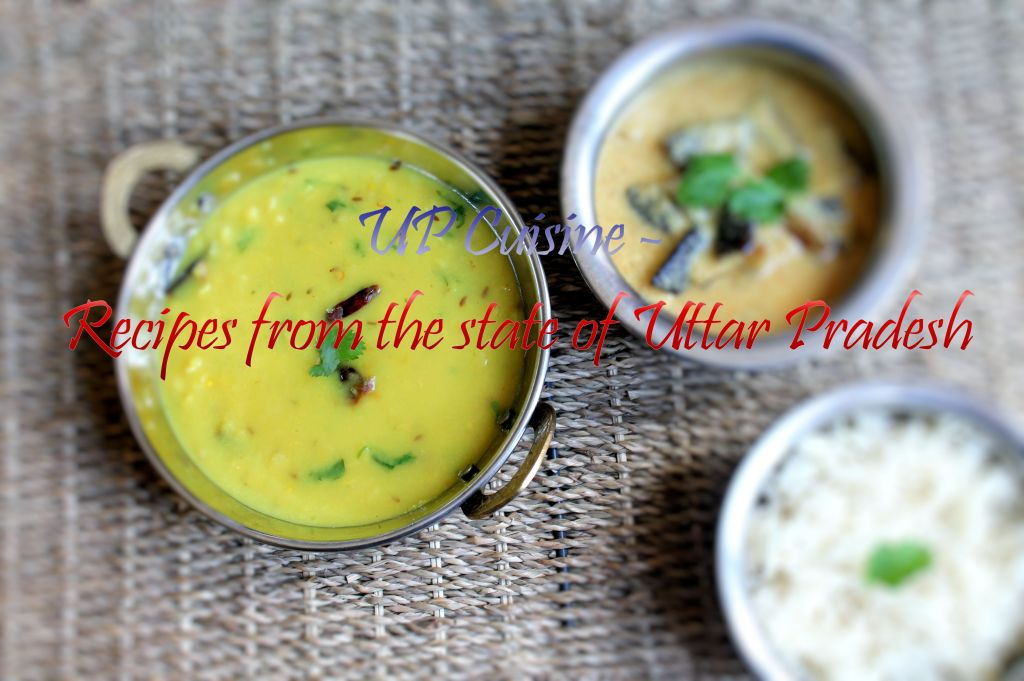 UP Cuisine-Recipes From The State Of Uttar Pradesh