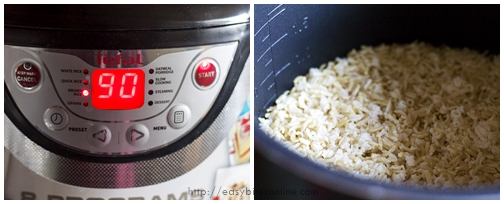 How To Cook Brown Rice Using Rice Cooker