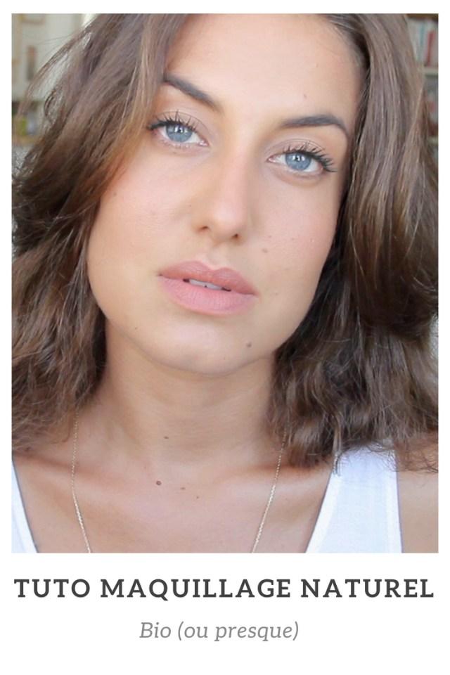 Bonjour ! Je vous retrouve aujourd'hui avec un tuto rapide afin de vous montrer comment je me maquille en ce moment. Un joli maquillage nude et naturel :)