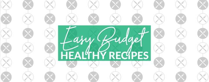 Three months out of the year will be dedicated to strictly healthy, balanced recipes that will be detailed with a cost breakdown for each recipe. via @easybudgetrecipes