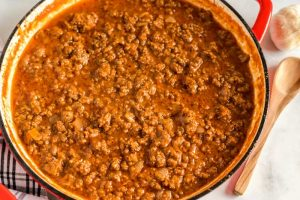 Cook for 5-10 minutes or until the sauce has thickened slightly.