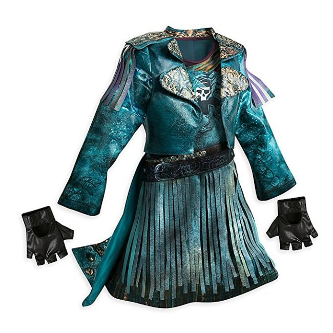 Disney Descendants 2 Deluxe Uma costume will be popular this Halloween.