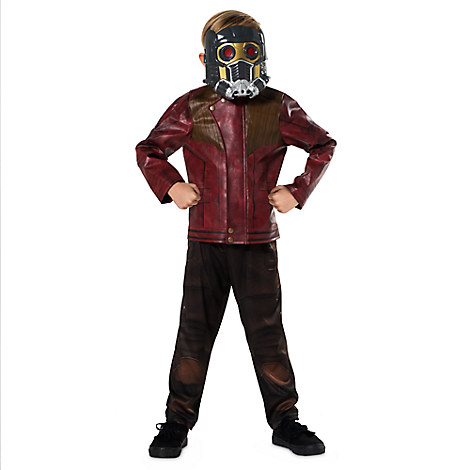 Guardians of the Galaxy Vol 2 Star Lord costume for kids