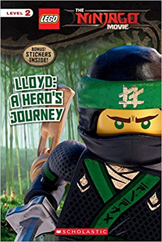Books are one of the best party favors to hand out, and this one from the LEGO Ninjago Movie will be one kids will enjoy receiving.