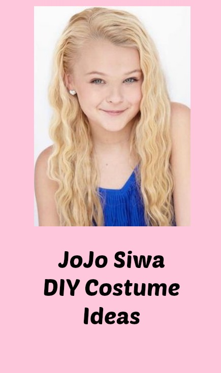 Create your own JoJo Siwa costume for Halloween with these simple clothing pieces that can become  sc 1 st  Easy Cake Walk & DIY JoJo Siwa Halloween Costume for Girls u2013 Easy Cake Walk