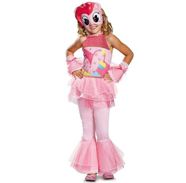 Pinkie Pie Deluxe Halloween costume for girls