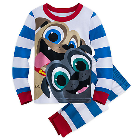 Puppy Pals Pajama set with Bingo and Rolly