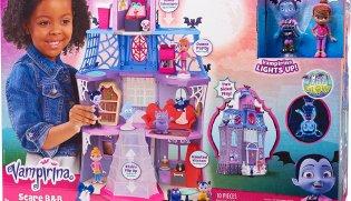 Disney Junior Vampirina Cake Toppers for Birthdays – Easy