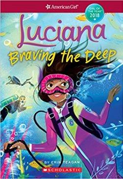 American Girl Doll Luciana book 2