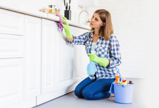 Cleaning House Services