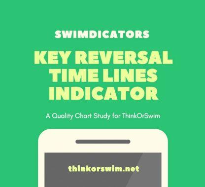 key reversal vertical time lines indicator for thinkorswim