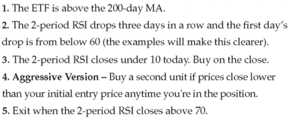 R3 Trading Strategy for ThinkOrSwim - long rules