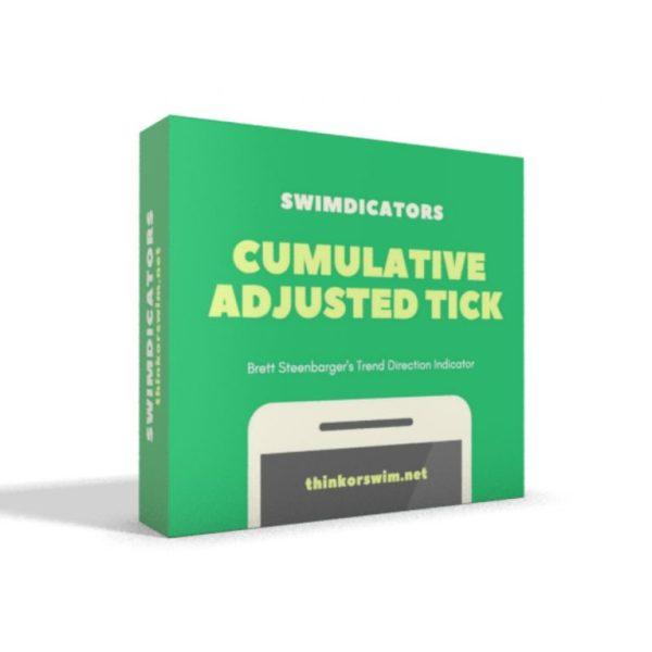 cumulative tick indicator for thinkorswim