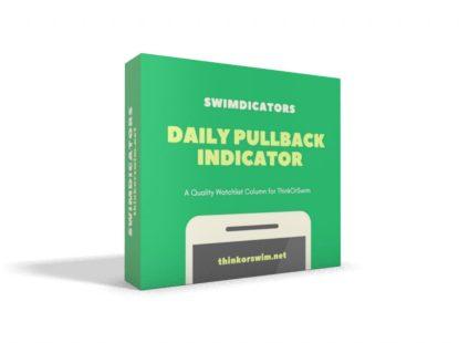 pullback indicator watchlist column for thinkorswim