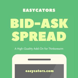 thinkorswim bid-ask spread lines indicator cover
