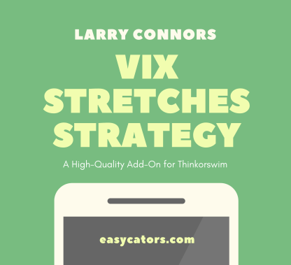 thinkorswim larry connors vix stretches trading strategy