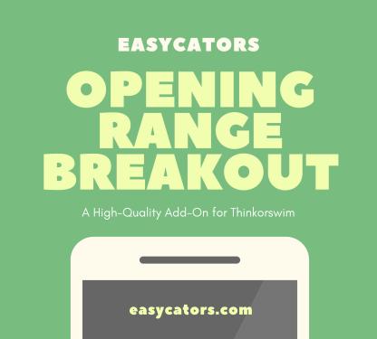 thinkorswim opening range breakout orb indicator