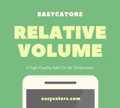 thinkorswim time based relative volume indicator