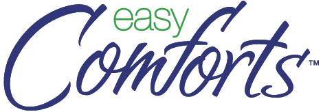 Easy Comforts brings mature adults the living solutions and health care solutions to make life easier.