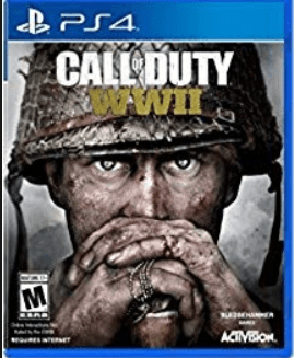 Walmart: Call of Duty: WWII, Activision, PlayStation 4 – $9.99