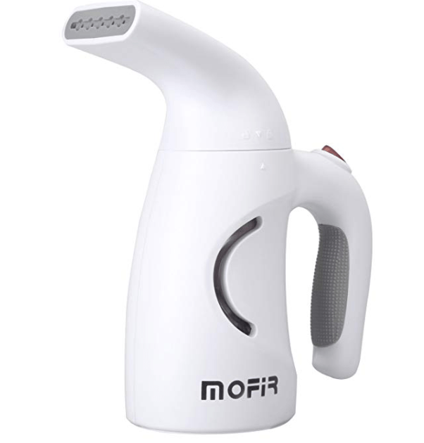 Amazon: MOFIR Steamer for Clothes, Portable Handheld Clothes Steamer Safety Fabric Steamer Fast-Heat Up Travel Garment Steamers for Home and Travel – $9.99