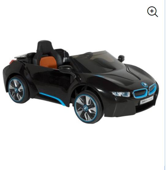 Walmart: BMW 6V I8 Concept Car Battery-Powered Ride-On - $98