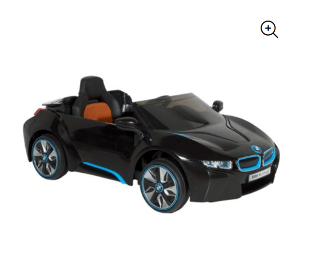 Walmart: BMW 6V I8 Concept Car Battery-Powered Ride-On – $98