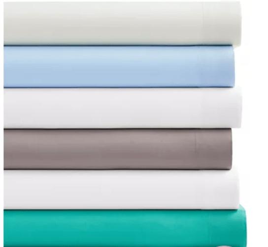 Macy's: Sanders Microfiber Twin 3-Pc Sheet Set – 5.99