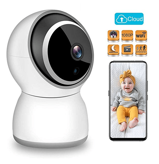 Amazon: WiFi Security Camera – $14.94