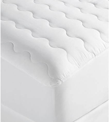 Macy's: Martha Stewart Essentials Waterproof Mattress Pad – $19.99