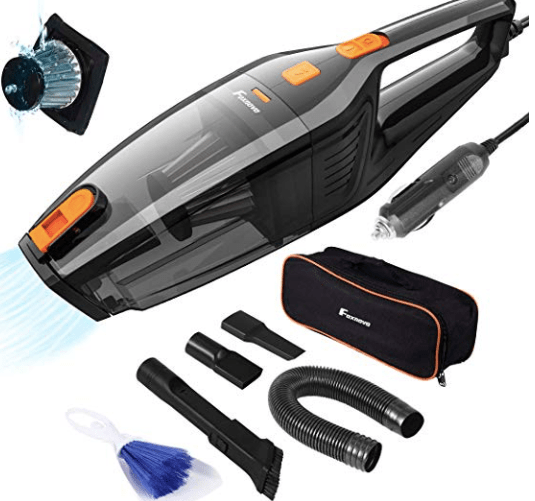 Amazon: Foxnovo Car Vacuum Cleaner – $11.99
