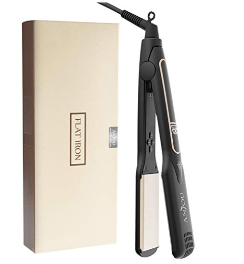 Amazon: Hair Straightener Flat Iron – $9.99