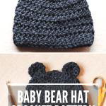Bear Crochet Hat Pattern Easycrochet Com