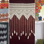 Easy Crochet Curtain Patterns Easycrochet Com
