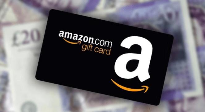 Amazon Voucher Gift Card
