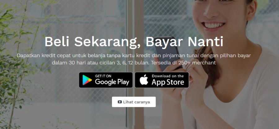 Kredivo Pinjaman Online Terkini