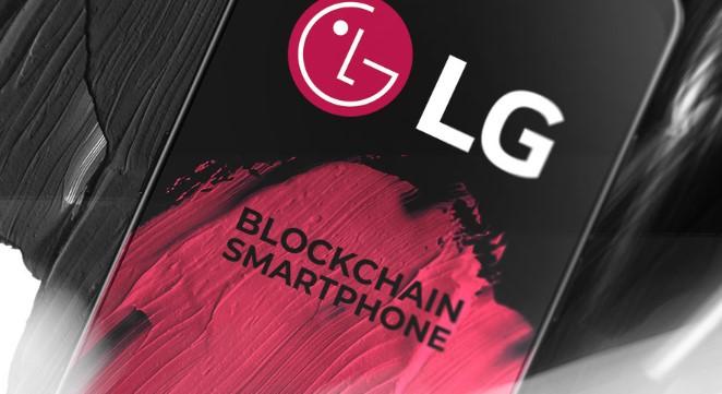LG Akan Merilis Ponsel Blockchainnya Sendiri