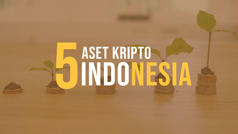 Aset kripto Indonesia Terbaik