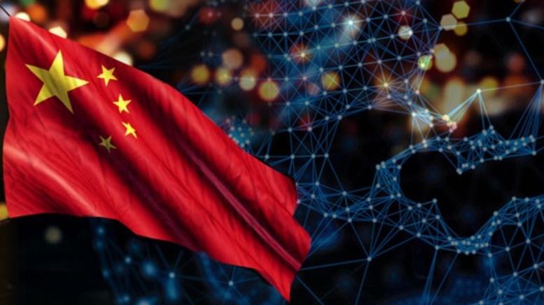 Perusahaan Blockchain Cina