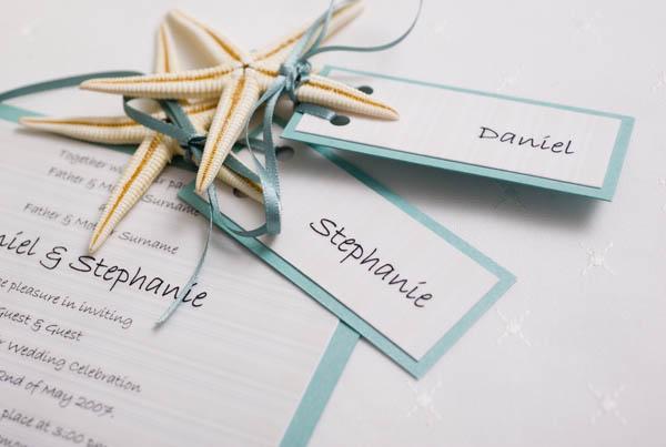 Beach Wedding Invitation Ideas Source Flickr