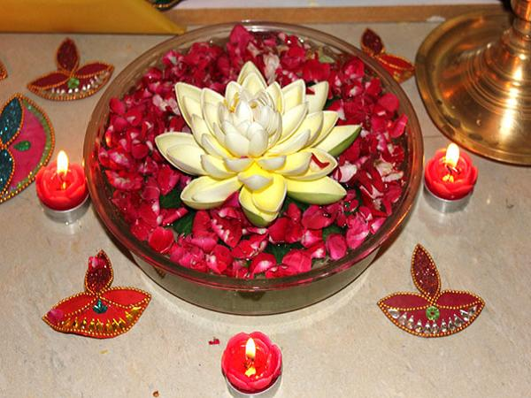 More Superb Candle Decoration 20 Simply Stunning Ideas Of For Diwali Livinghours