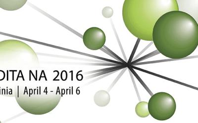 Conference DITA North America 2016