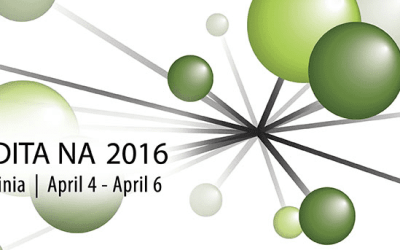 Conference DITA North America 2016